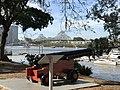 1803 Cannon (serial 63914) in the City Botanic Gardens, Brisbane, 4.jpg