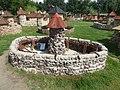 180731 Dinnyés Várpark (11) Hátszeg vára.jpg
