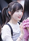 180805 Honda Hitomi going to a Produce 48 evaluation2.jpg