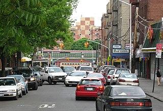 University Heights, Bronx Neighborhood of the Bronx in New York City
