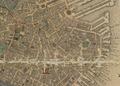 1852 FortHill map Boston bySlatter BPL 12850 detail.png