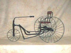 Velocipede - 1880 Velocipede