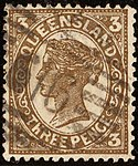 1898 3d brown Queensland 616 Yv82.jpg