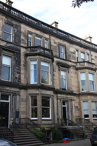 Daniel John Cunningham - 18 Grosvenor Crescent, Edinburgh