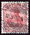 1902 Reich 10Pfg Weferlingen Mi.jpg