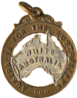 White Australia policy Australian policy that intentionally favoured immigrants to Australia from some other English-speaking and other European countries