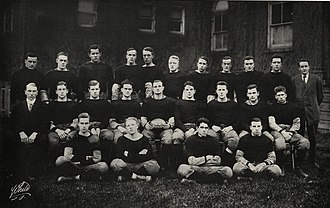 1911 Rutgers Queensmen football team - Image: 1911 Rutgers football team