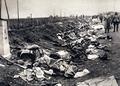 1916 - Soldati romani morti in lupta de la Bartolomeu - foto din revista La Grande Guerre.png