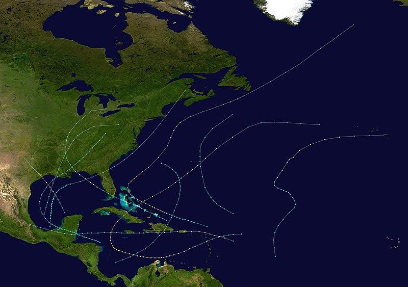 1932 Atlantic hurricane season