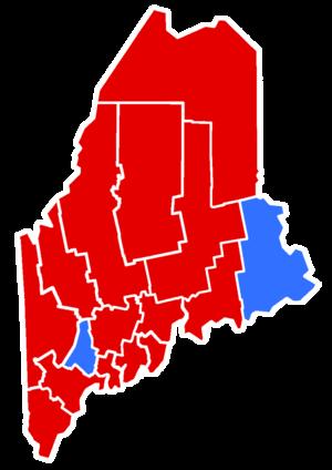 Maine gubernatorial election, 1936 - Image: 1936Maine Gubernatorial