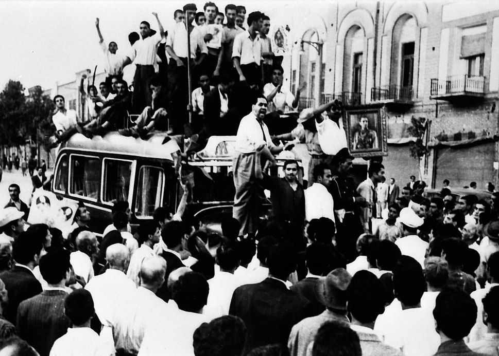1953 Iranian coup d'état - Pro-shah sympathisers (1)