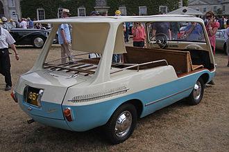 Carrozzeria Fissore - 1957 Fiat Marinella