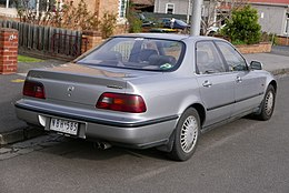 1991 Honda Legend (KA7) sedan (2015-07-14) 02.jpg