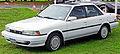 1991 Toyota Camry V6 VZV21 front left (US).jpg
