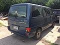 1995-1996 Volkswagen Caravelle (T4) GL Wagons (12-08-2017) 03.jpg