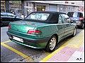 1995 Peugeot 306 Convertible Roland Garros (4720971148).jpg
