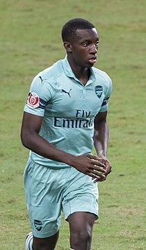 Eddie Nketiah English footballer