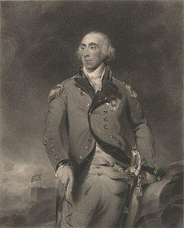 Charles Grey, 1st Earl Grey British Army general