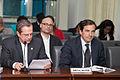 20-05-2014- Georgetown-Guyana, Intervencion del Canciller Ricardo Patiño en la sesion plenaria de la ( COFCOR ) IMG 7862 (14052328147).jpg