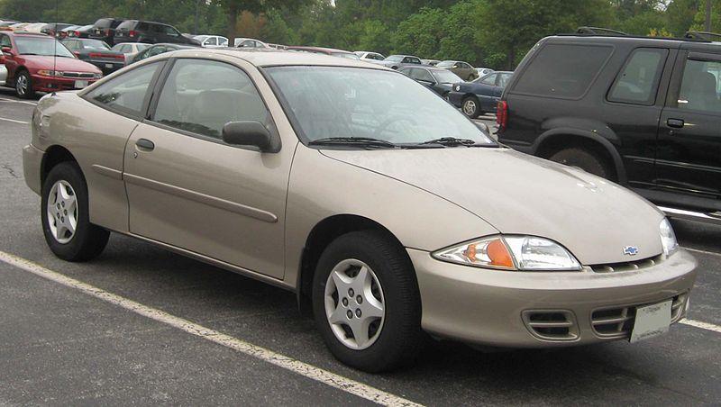 2002 Chevrolet Cavalier. Used 2001 Chevrolet Cavalier