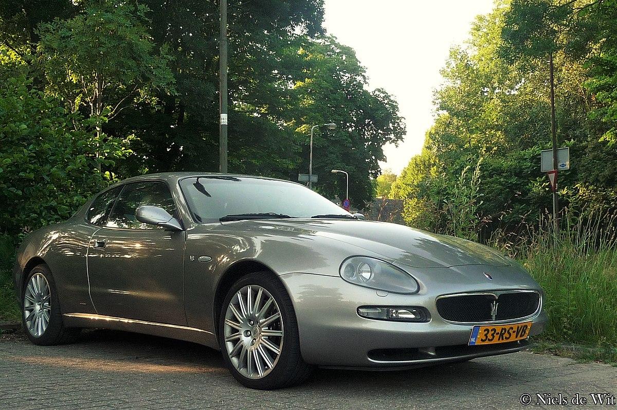 Px Maserati Coup C A