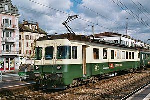 Motor coach (rail) - Image: 20030427K226 18