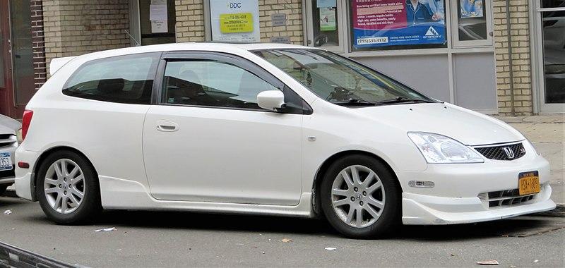 File:2003 Honda Civic Si Hatchback 12.24.17.jpg