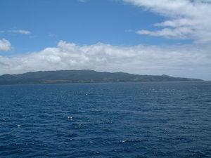 Argo (1800) - Island of Vanua Levu