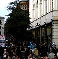 2005-11-05 - London - Covent Garden - Blue Man (4888412544).jpg