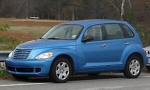 2006-2009 Chrysler PT Cruiser photographed in ...