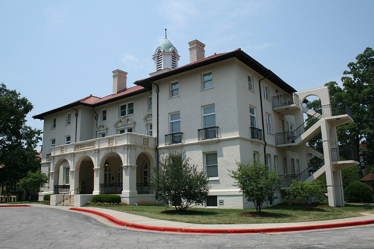 Watts Hospital Wikipedia