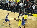 20081206 DeShawn Sims takes Duke to the hoop.jpg