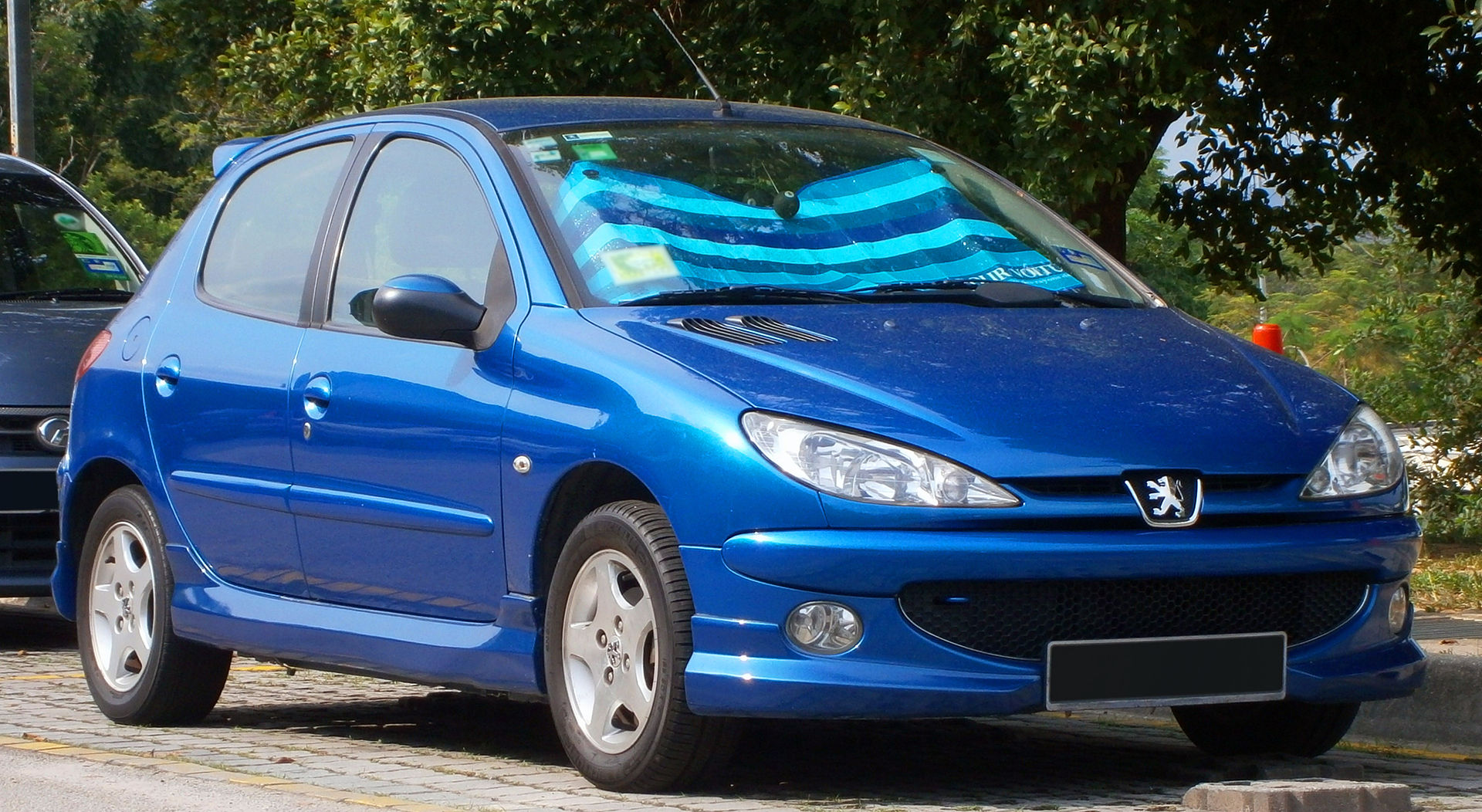 Peugeot 206 Wikipedia HD Wallpapers Download free images and photos [musssic.tk]