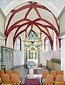 20090419060MDR Hayna (Schkeuditz) Dorfkirche zum Altar.jpg