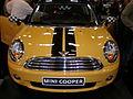 2009 yellow Mini Cooper Clubman front.JPG