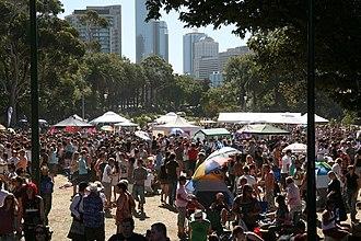 Midsumma Festival - Image: 2010 CARNIVAL1