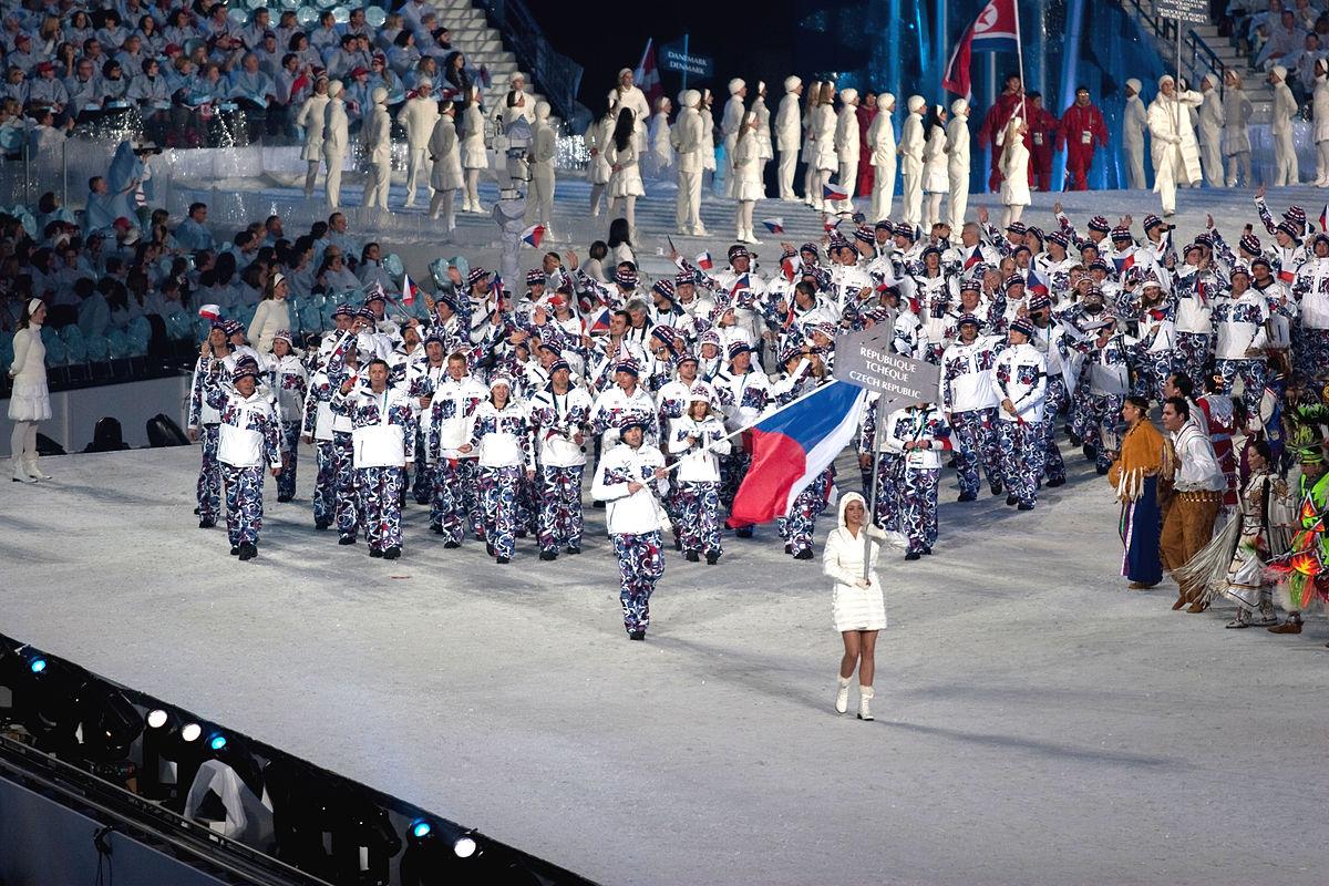 České medaily na olympijských hrách