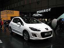 Peugeot 308 I Wikip 233 Dia