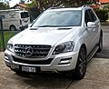2011 Mercedes-Benz ML 300 CDI (W 164 MY11) BlueEFFICIENCY Grand Edition wagon (2014-06-01).jpg