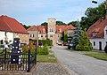 20120610020DR Purschwitz (Kubschütz) Rittergut Herrenhaus.jpg