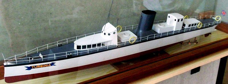 File:2012 08 18 Marine Technik Schule Parow Modell Turbinia k DSCI7426.JPG
