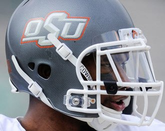 Oklahoma State Cowboys football - Image: 2012 Carbon Fiber