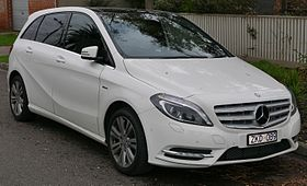2012 Mercedes-Benz B 200 CDI (W 246) BlueEFFICIENCY hatchback (2015-07-03) 01.jpg
