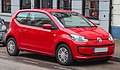 2012 Volkswagen Move up! 1.0 Front.jpg