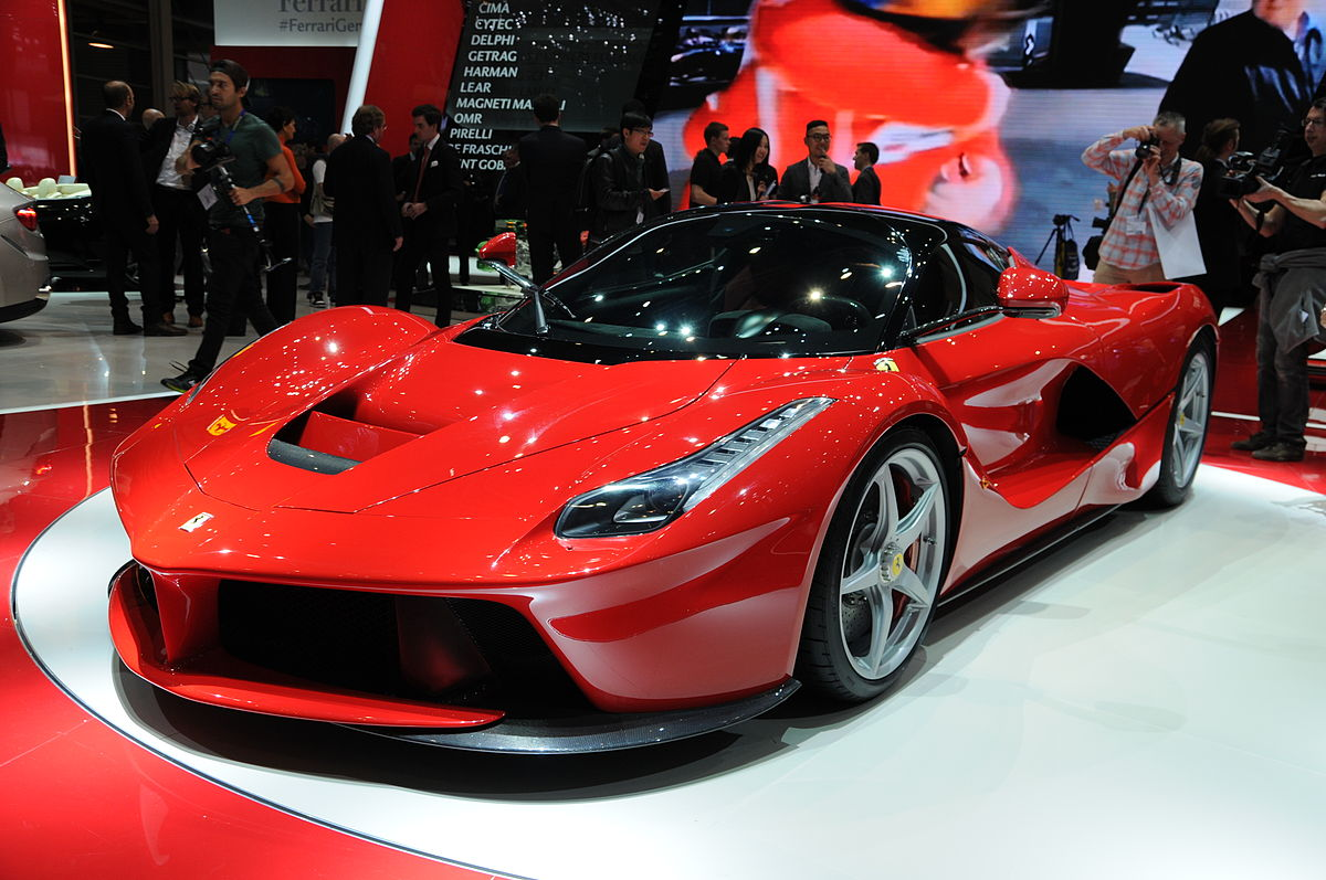 ferrari laferrari wikipedia wolna encyklopedia. Black Bedroom Furniture Sets. Home Design Ideas
