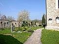 2013.04.24 - Haidershofen - Pfarrkirche hl. Severin und Friedhof - 05.jpg