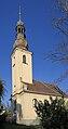 2013 Karwina, Frysztat, Kościół św. Marka 03.jpg