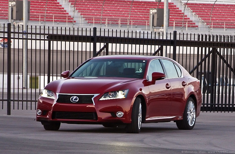 File:2013 Lexus GS 450h Las Vegas.jpg