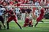 2013 Louisville - Eastern Kentucky - Field goal attempt (9723272675).jpg