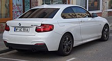 BMW 2 Series (F22) - Wikipedia